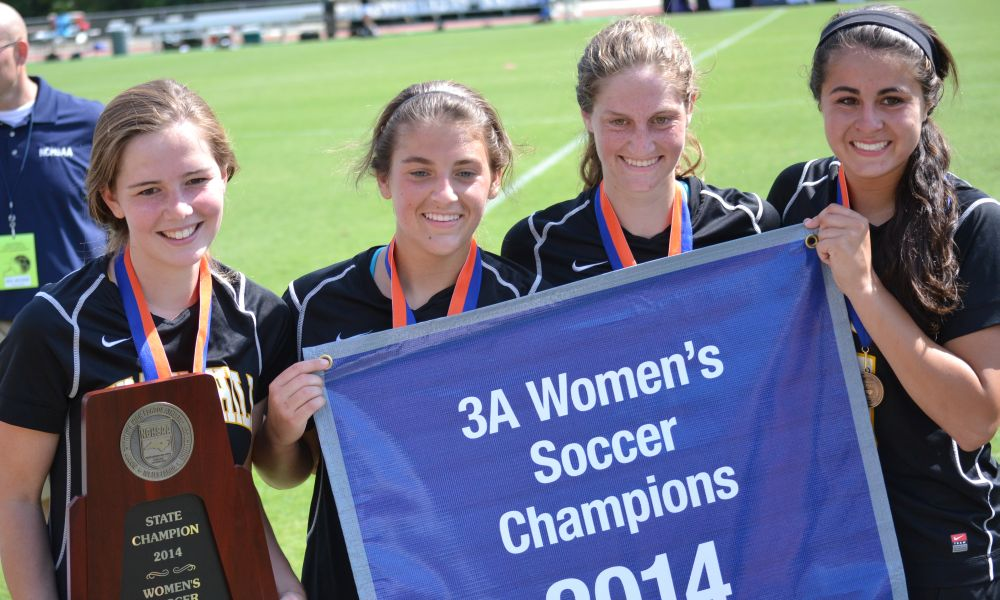 Chapel Hill Soccer wins state championship!